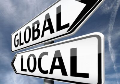 Think Globally, Give Locally